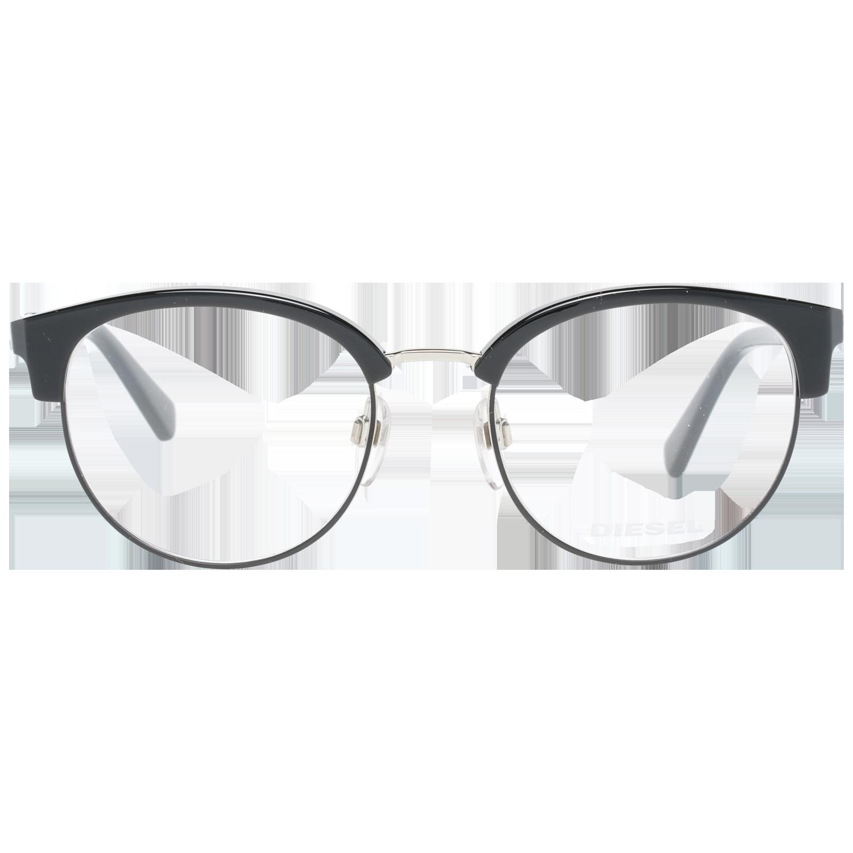 Diesel Optical Frame DL5281 001 49 Unisex Black