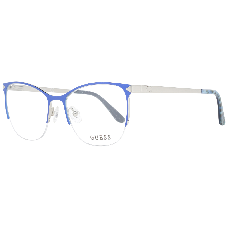 Guess Optical Frame GU2666 090 51 Women Blue