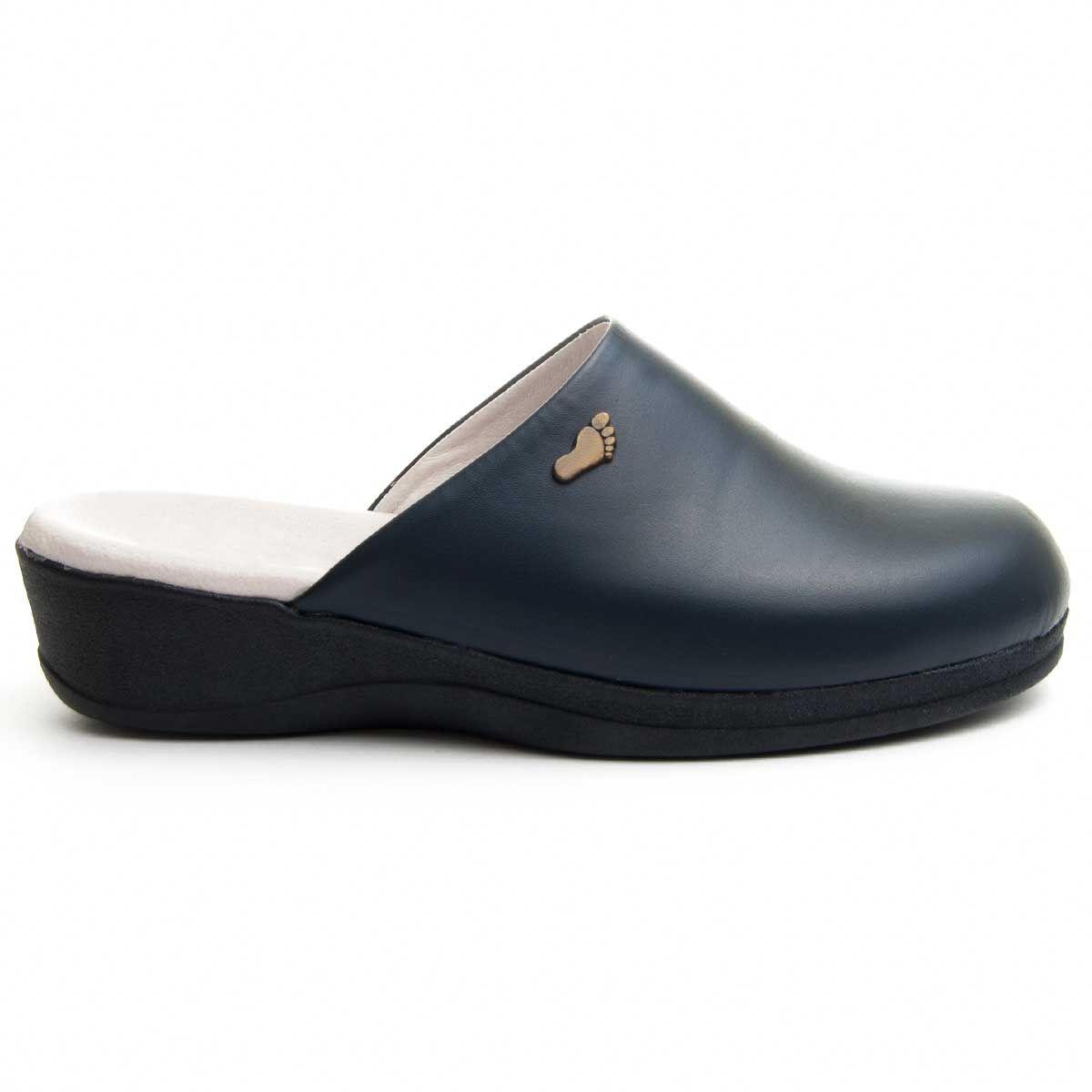 Montevita Comfortable Clog in Blue