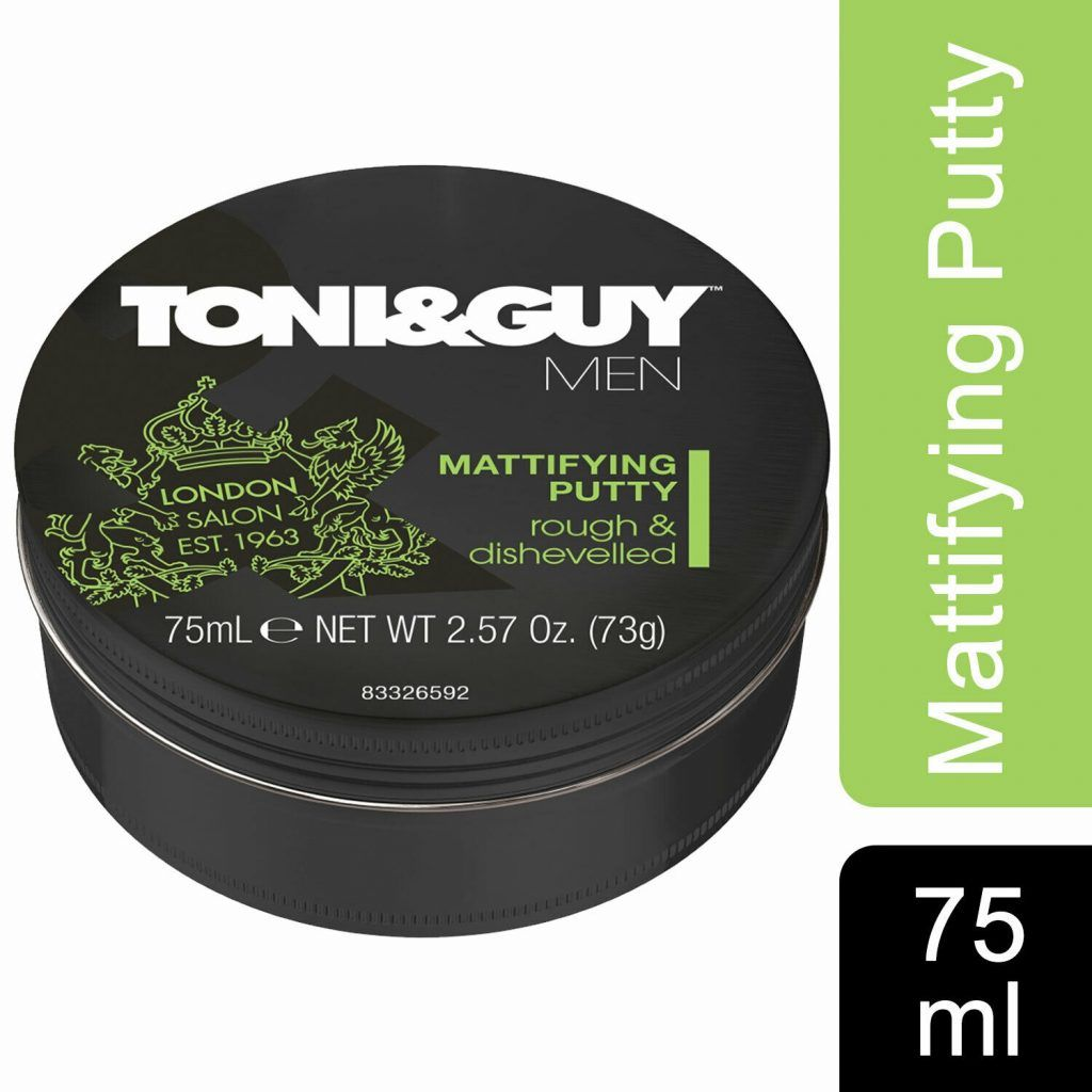 Toni & Guy Mattifying Putty 75ml