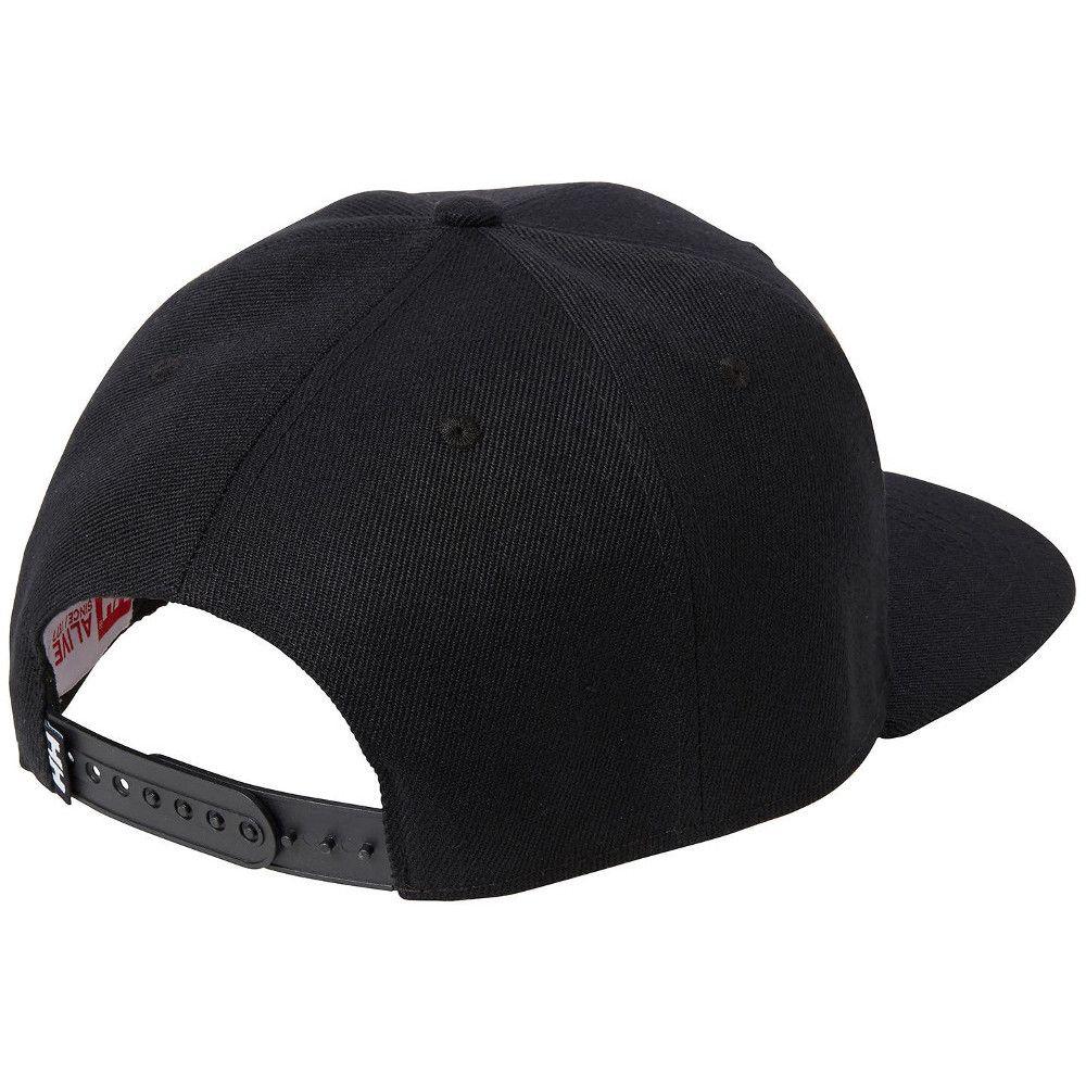 Helly Hansen Mens HH Brand Cap Casual Everyday Baseball Cap