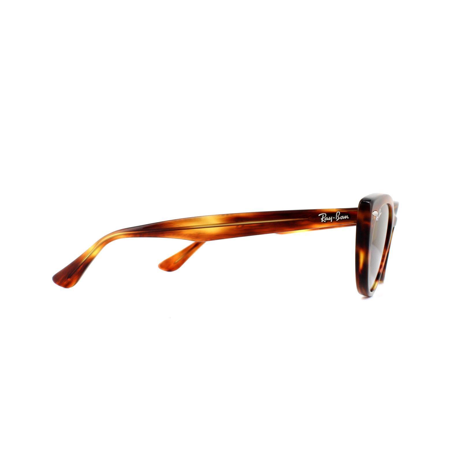 Ray-Ban Sunglasses Nina RB4314N 954/33 Havana Brown