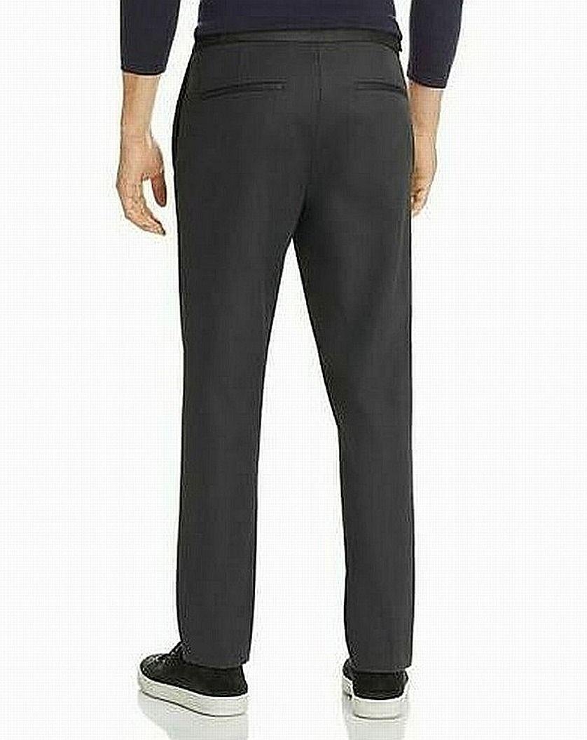 Theory Mens Dress Pants Dark Gray Size 31X29 Stretch Straight Leg