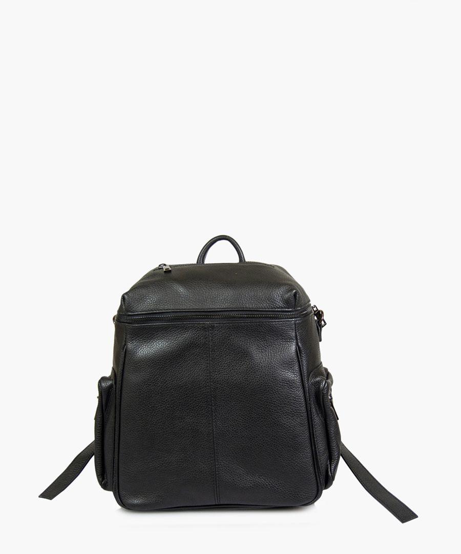 Giancarlo Bassi Backpacks BLACK
