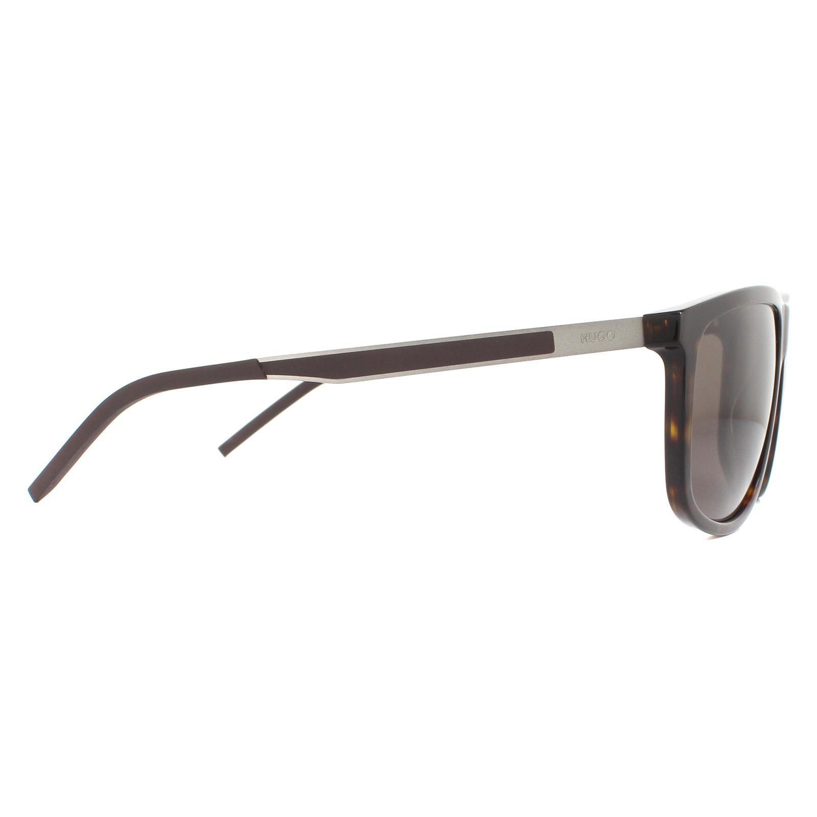 Hugo by Hugo Boss Sunglasses HG1138/S 086/70 Havana Brown