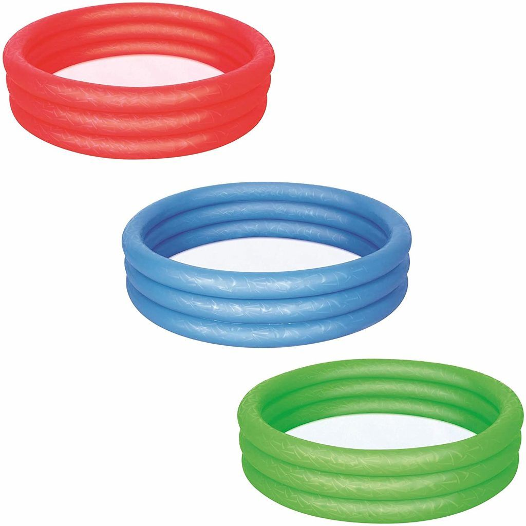 Bestway Play Pool Set Assorted colours - 25cm