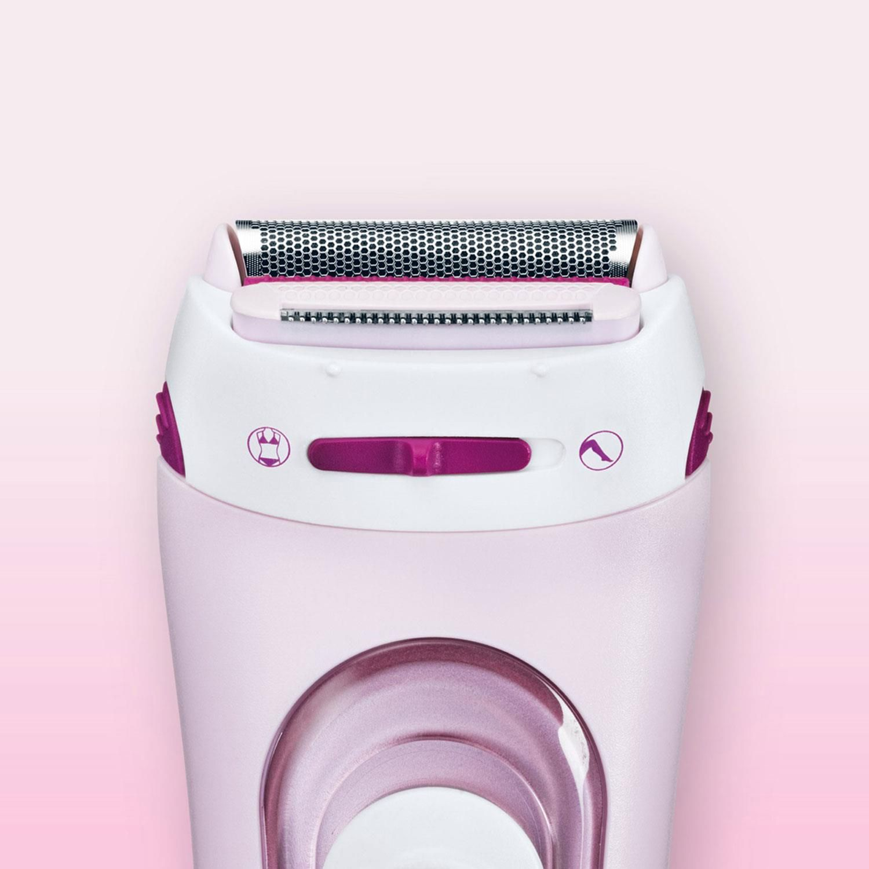 Braun Silk-Epil Lady Shaver LS5100 Pink