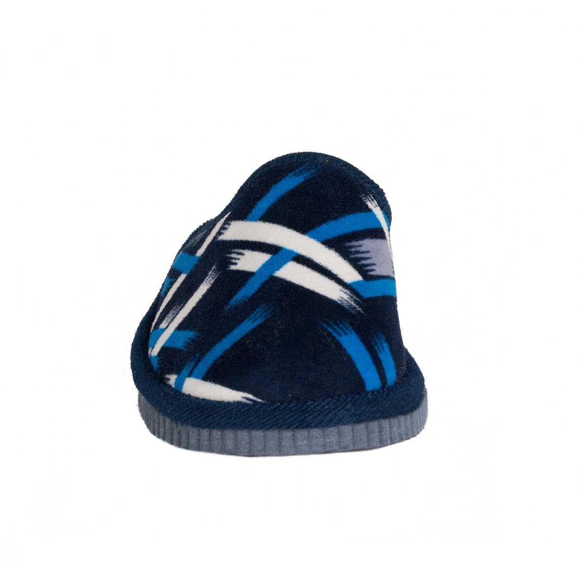 Northome Comfortable Slipper in Blue