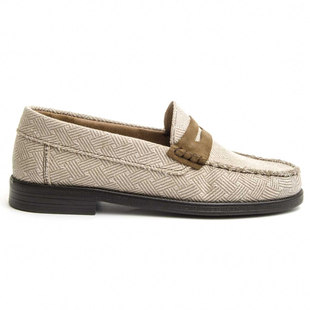 Montevita Comfortable Loafer in Brown