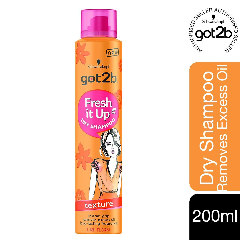 Schwarzkopf got2b Fresh It Up Texture Dry Shampoo 200 ml