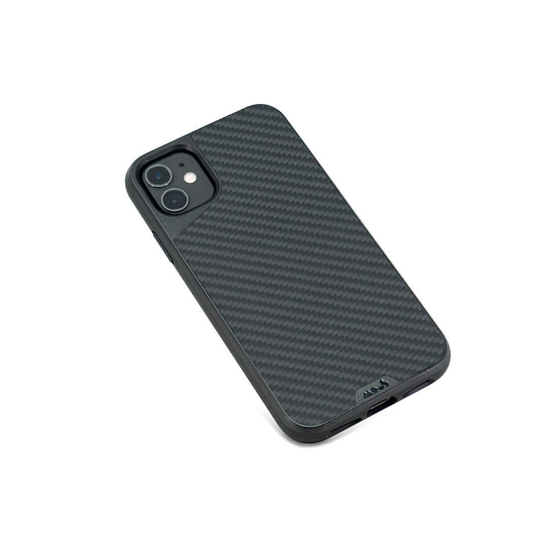 Mous - Protective Case for iPhone 11 - Aramax - Aramid Fiber
