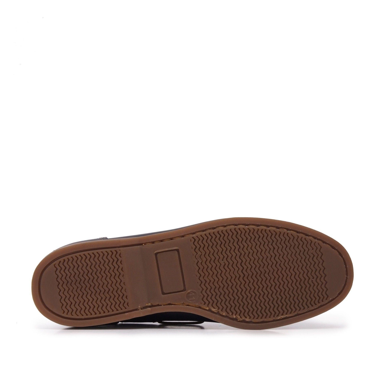 Leather Boat Shoes for Men Castellanisimos