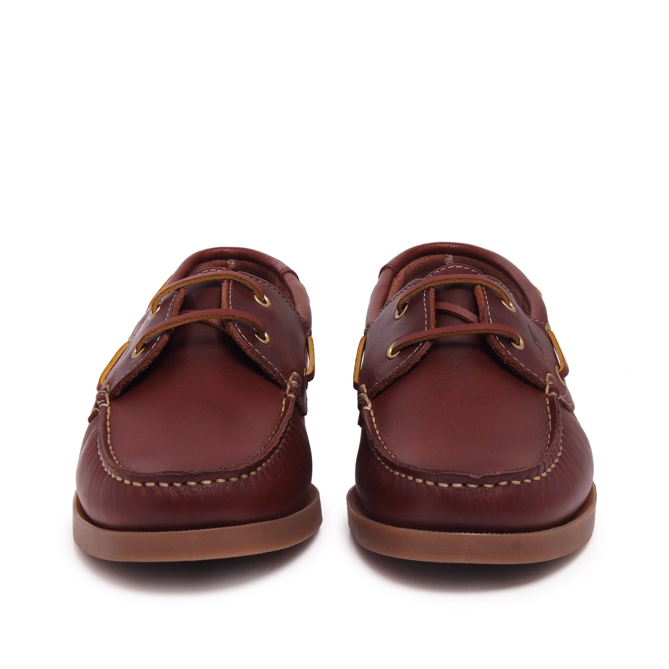 Leather Boat Shoes for Men Castellanisimos