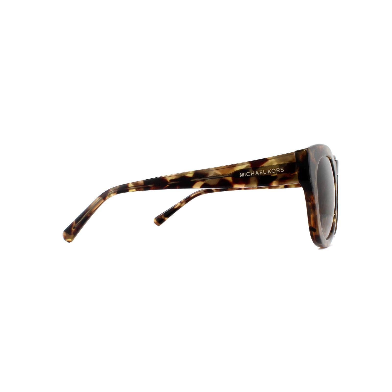 Michael Kors Sunglasses Summer Breeze MK2037 321013 Havana Grey Gradient