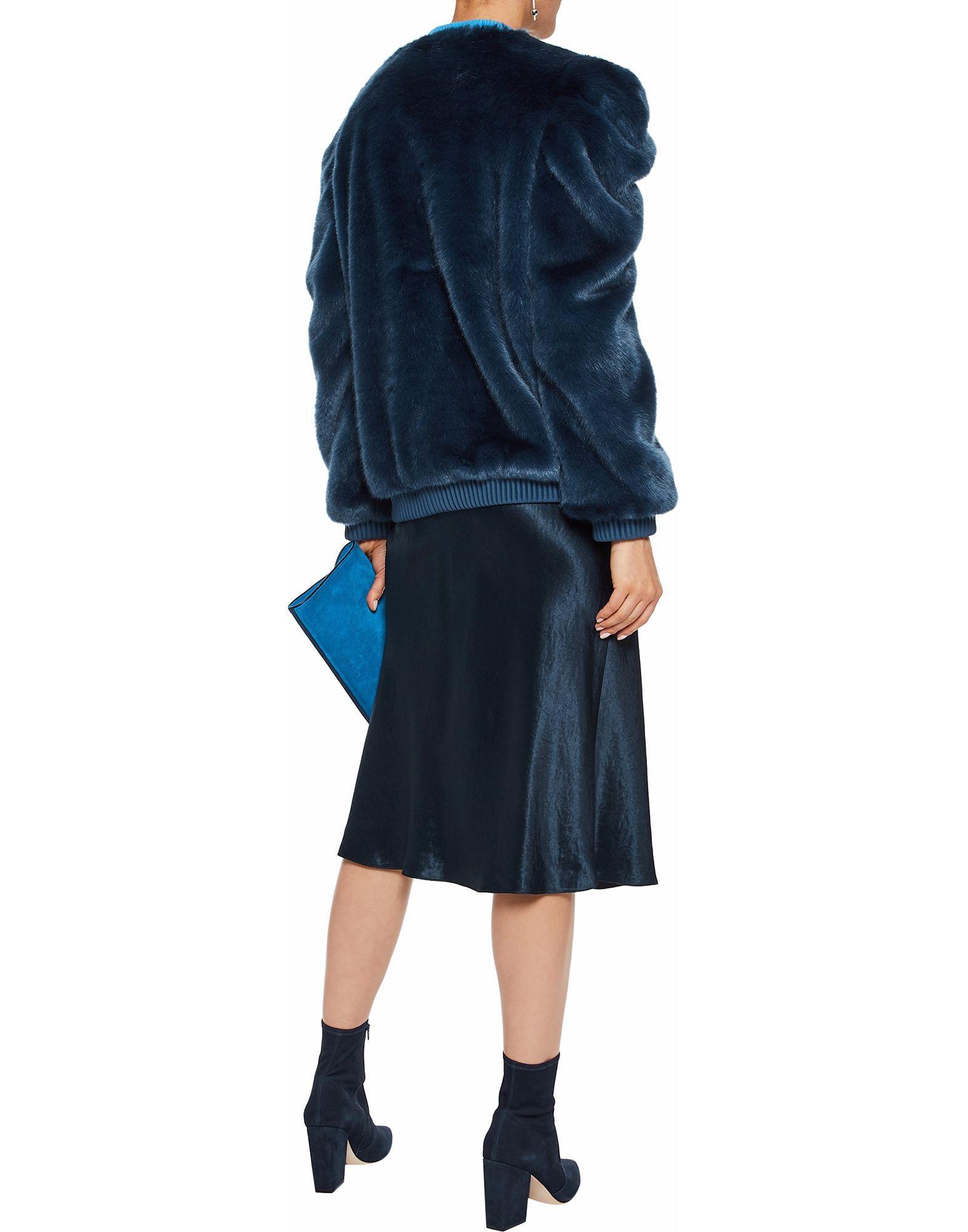 Nina Ricci Women's Teddy Coat Modacrylic