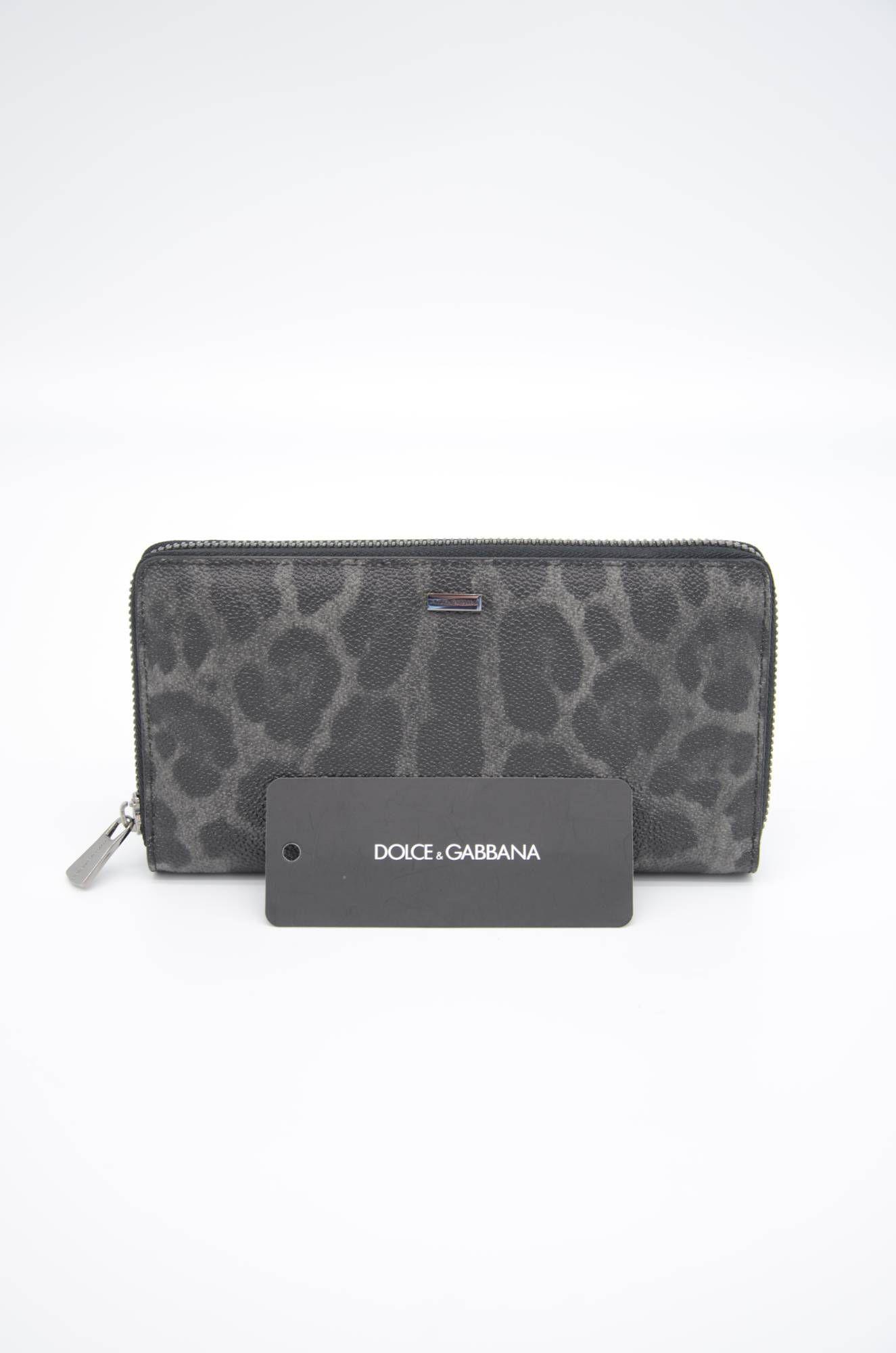 Dolce & Gabbana Men Leather Wallet
