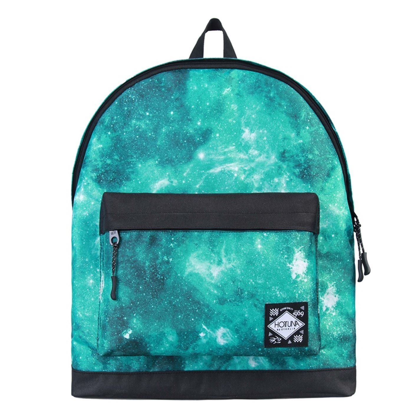 Hot Tuna Galaxy Back Pack Travel Luggage Rucksack Casual Bag