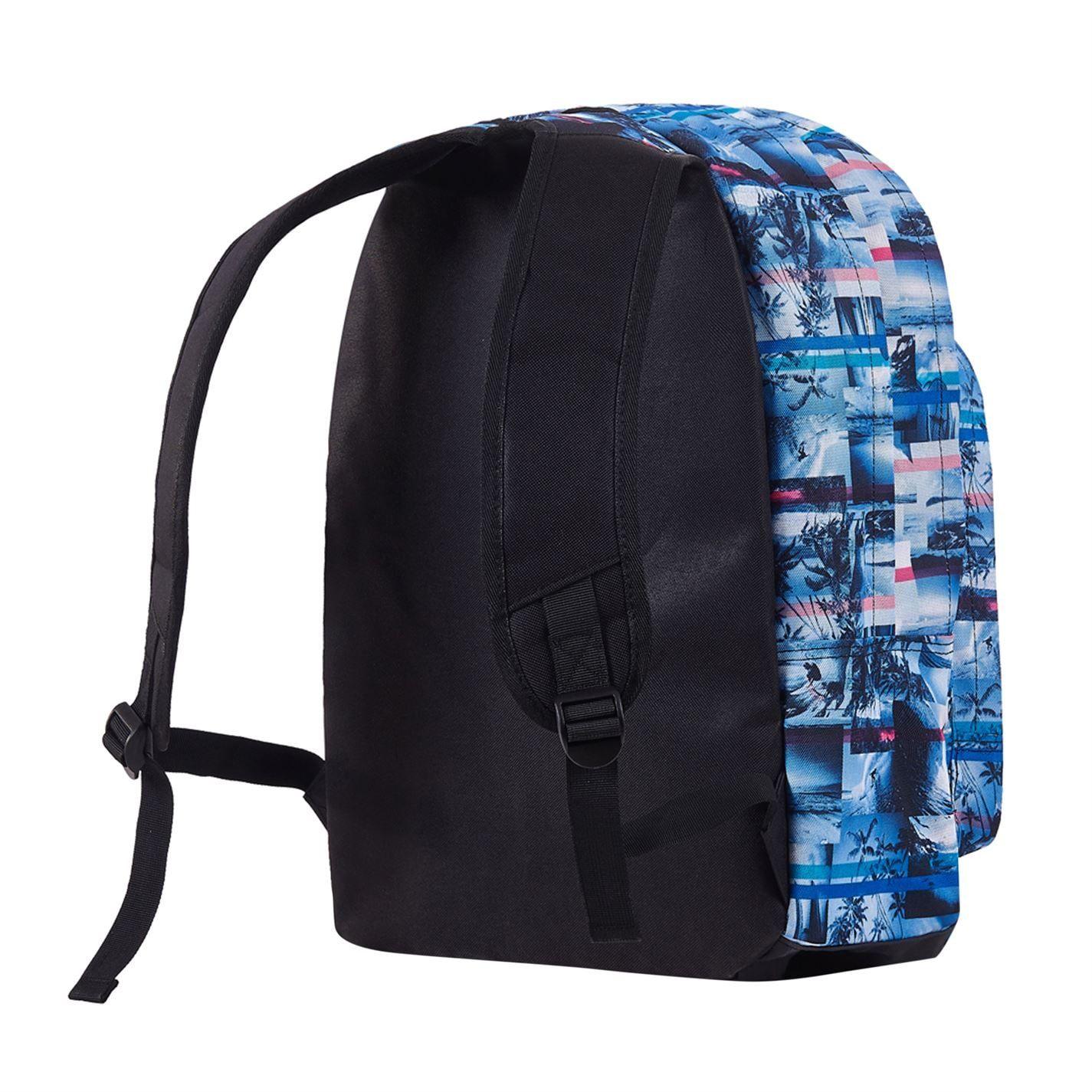 Hot Tuna Print Back Pack Travel Luggage Rucksack Casual Bag