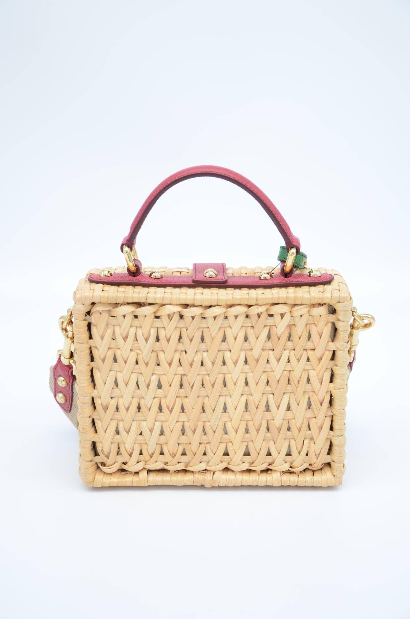 Dolce & Gabbana Women Leather Clutch Bag
