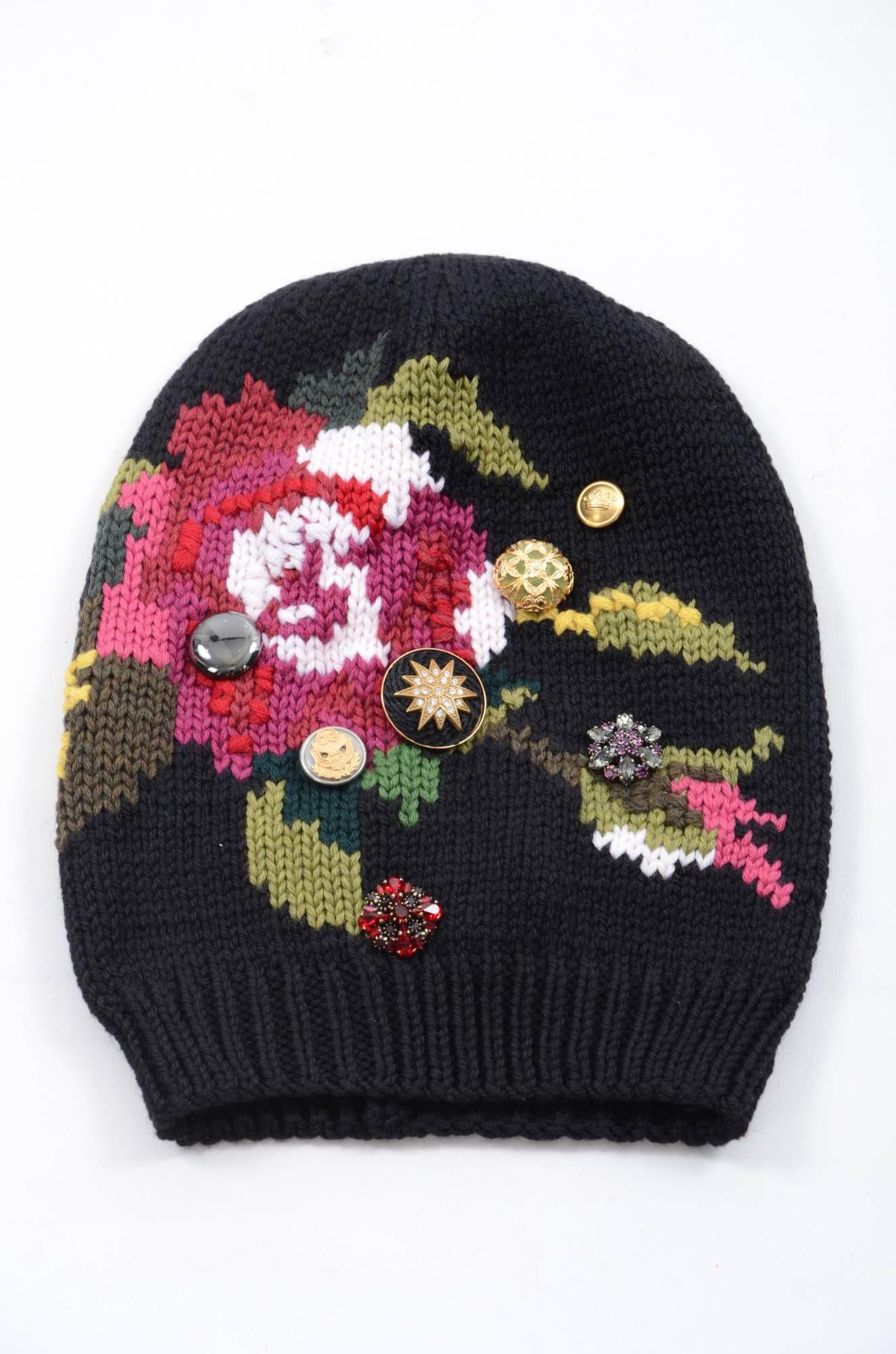 Dolce & Gabbana Women Knitted Hat