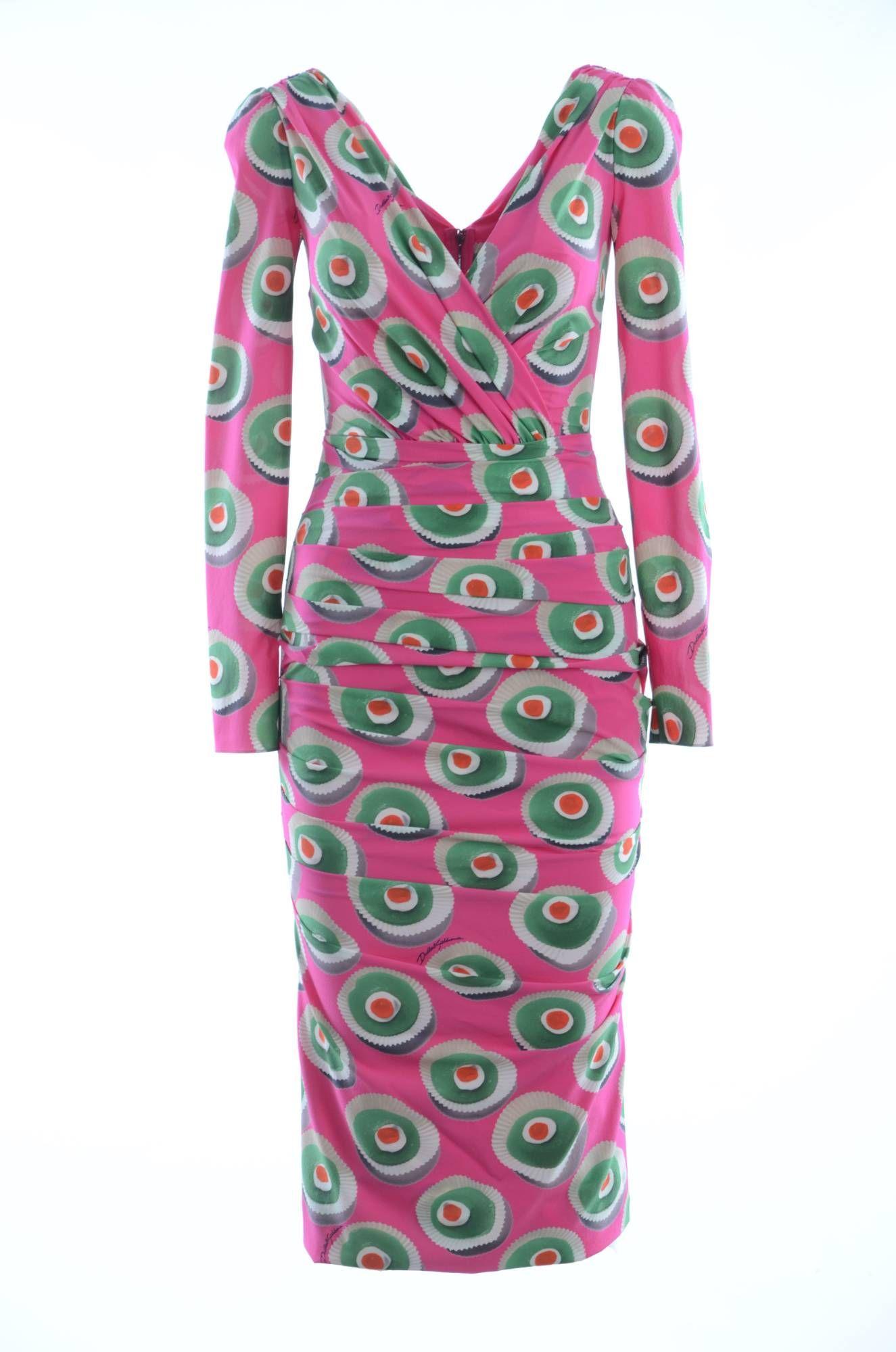 Dolce & Gabbana Women Midi Dress
