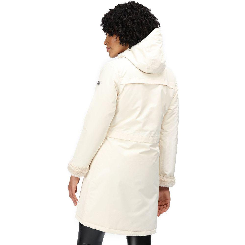 Regatta Womens Remina Waterproof Insulated Parka Jacket Coat