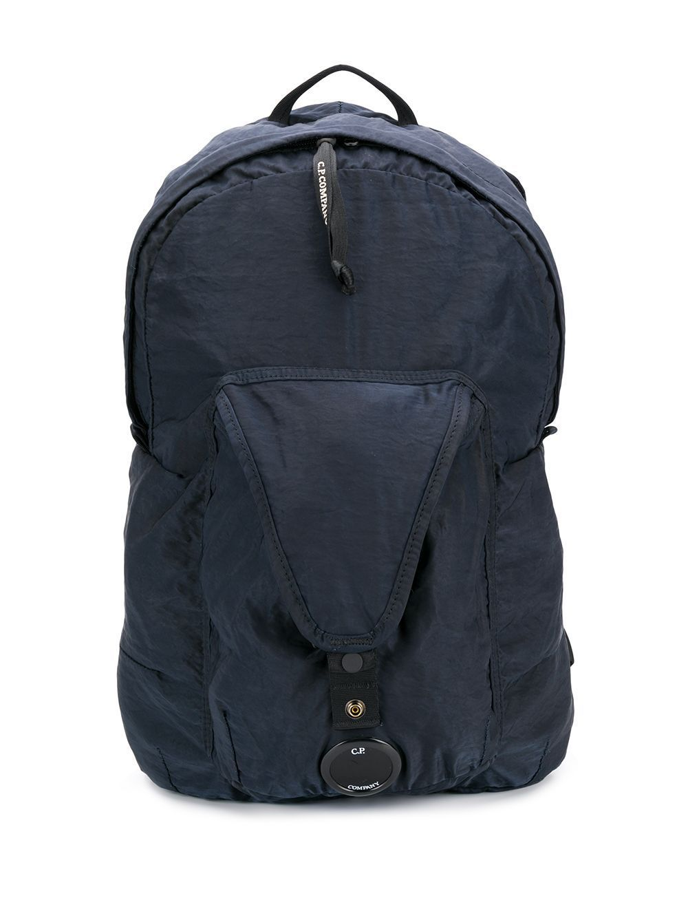 CP COMPANY MEN'S 07CMAC197A005269G888 BLUE POLYAMIDE BACKPACK