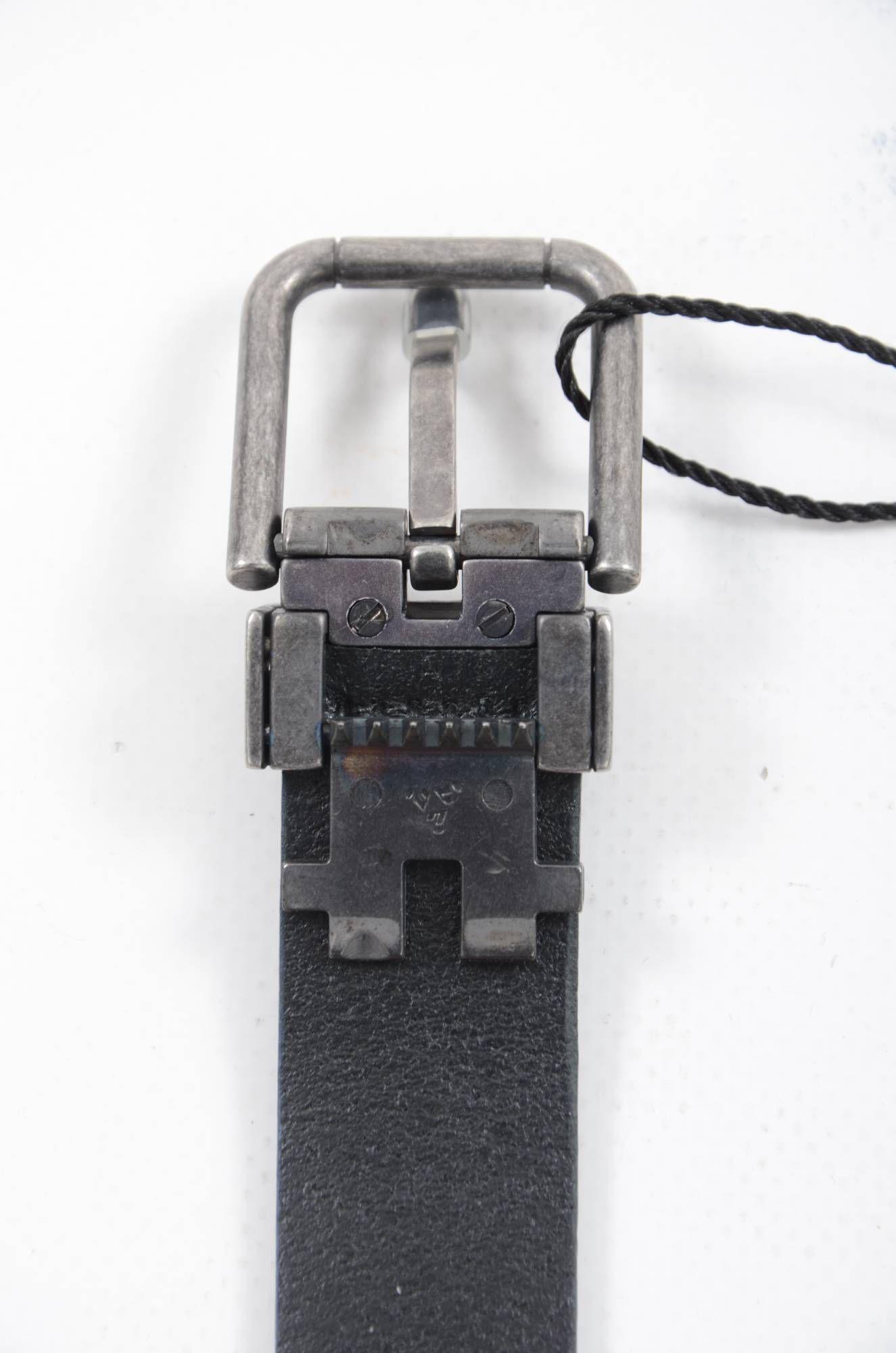 Dolce & Gabbana Men Leather Belt