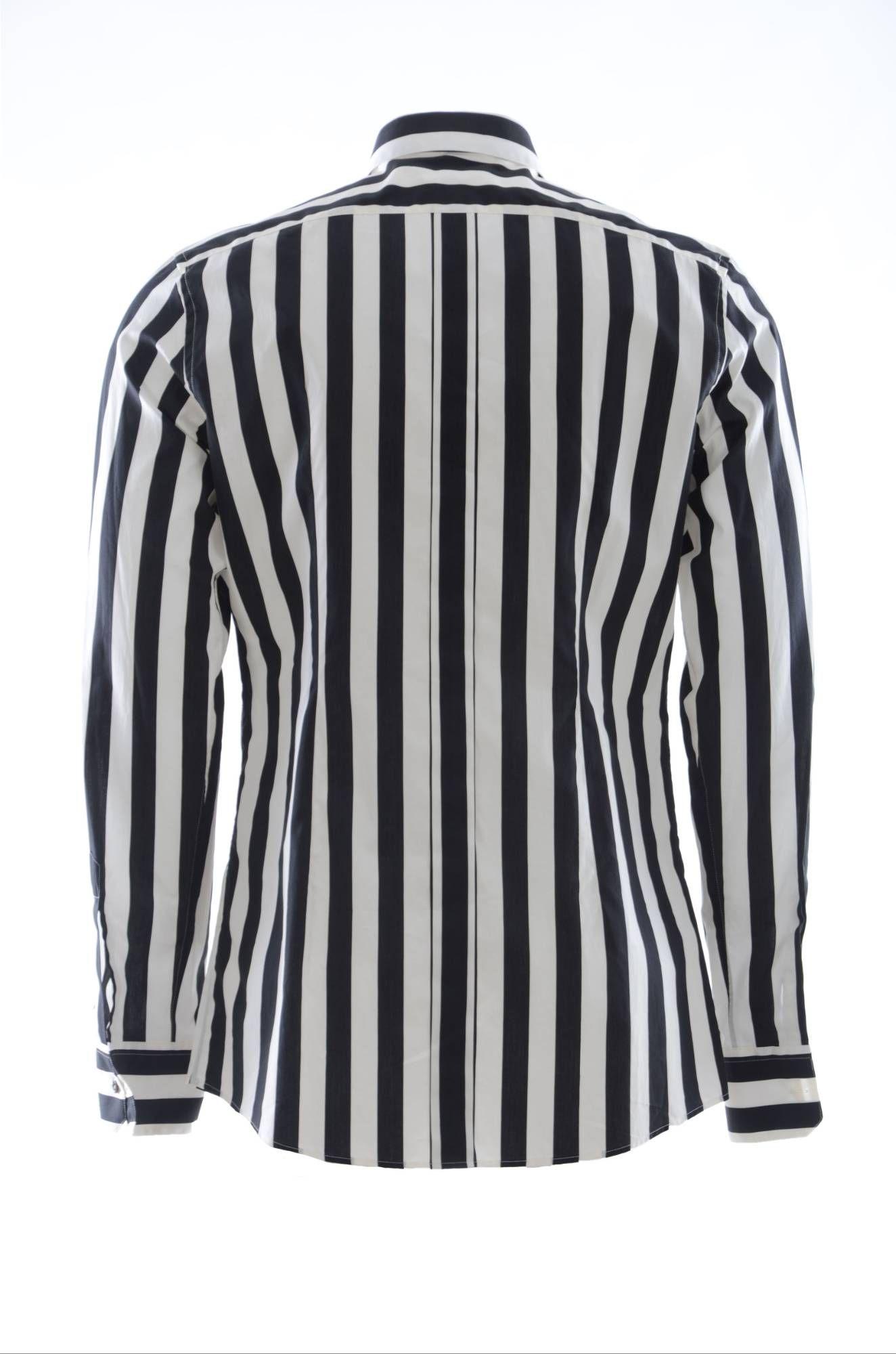 Dolce & Gabbana Men Striped Shirt