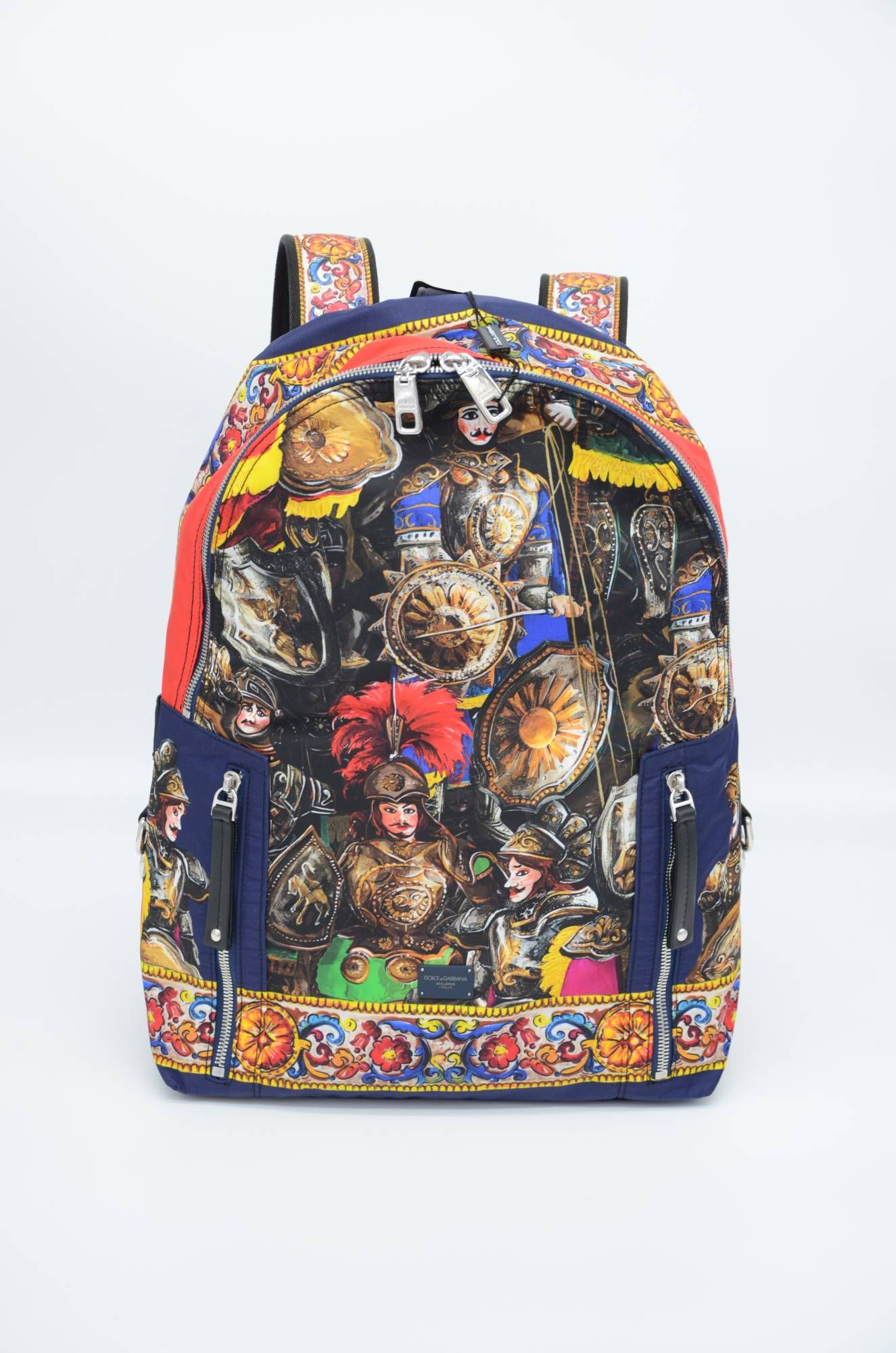 Dolce & Gabbana Men Backpack