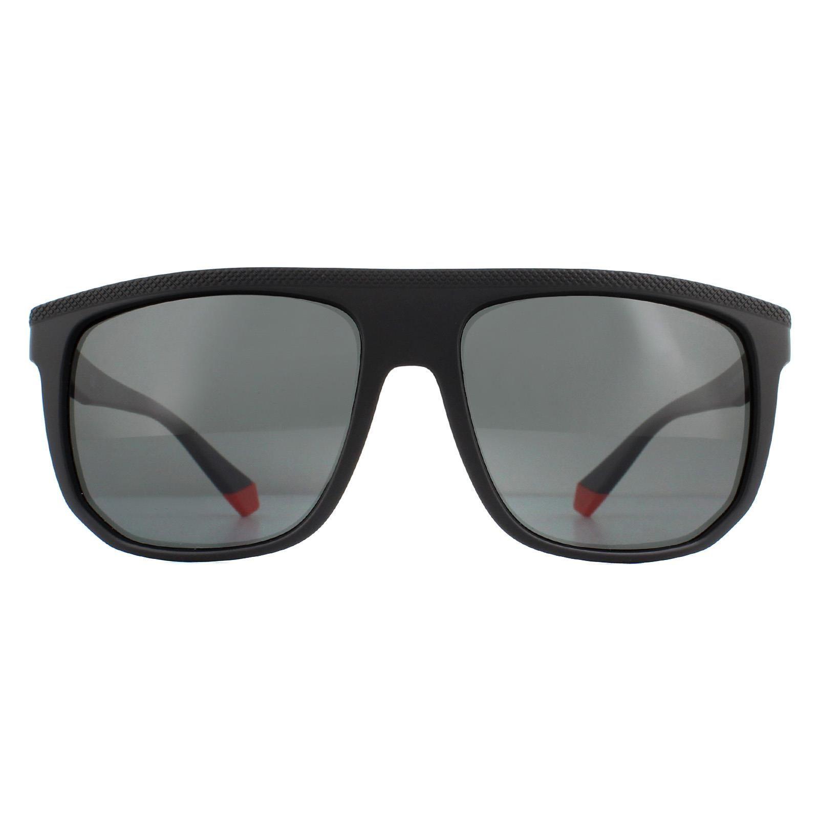 Polaroid Sunglasses PLD 7033/S 807 M9 Black Grey Polarized