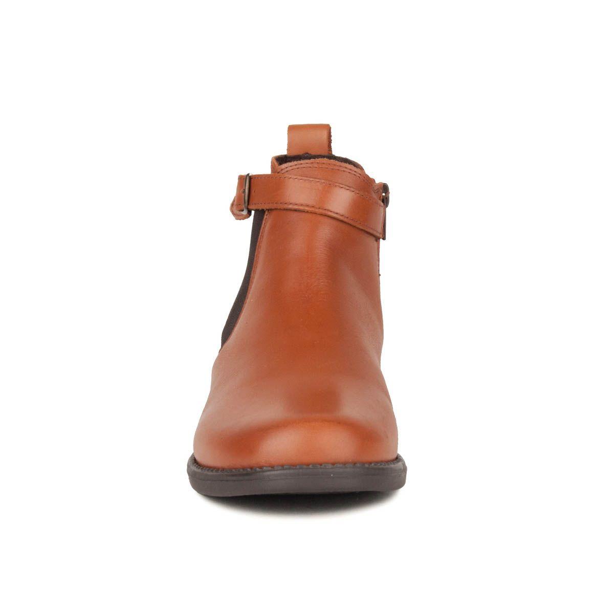 Montevita Chelsea Boot in Camel