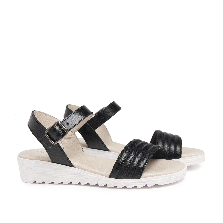 Flip Flop Sandals Women Summer Black Eva Lopez