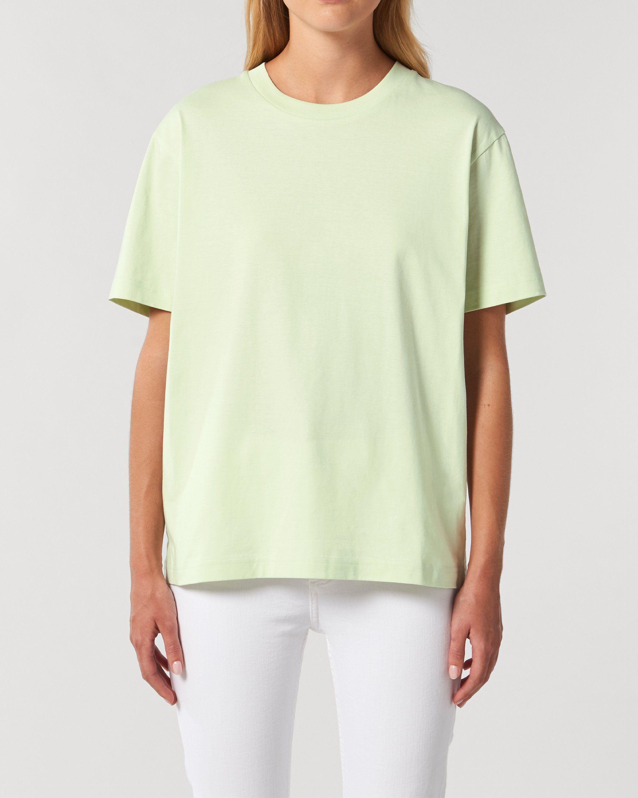 Antaratma Unisex Relaxed T-Shirt in Green