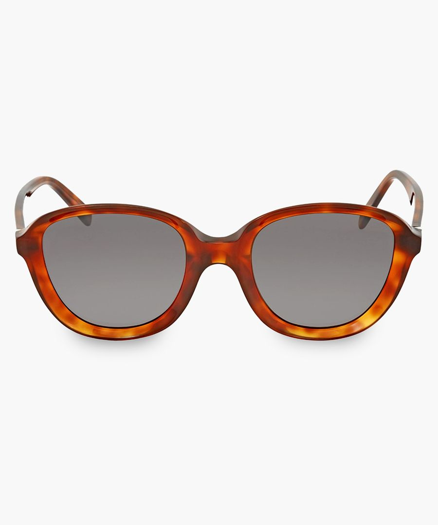 Dark havana and grey sunglasses