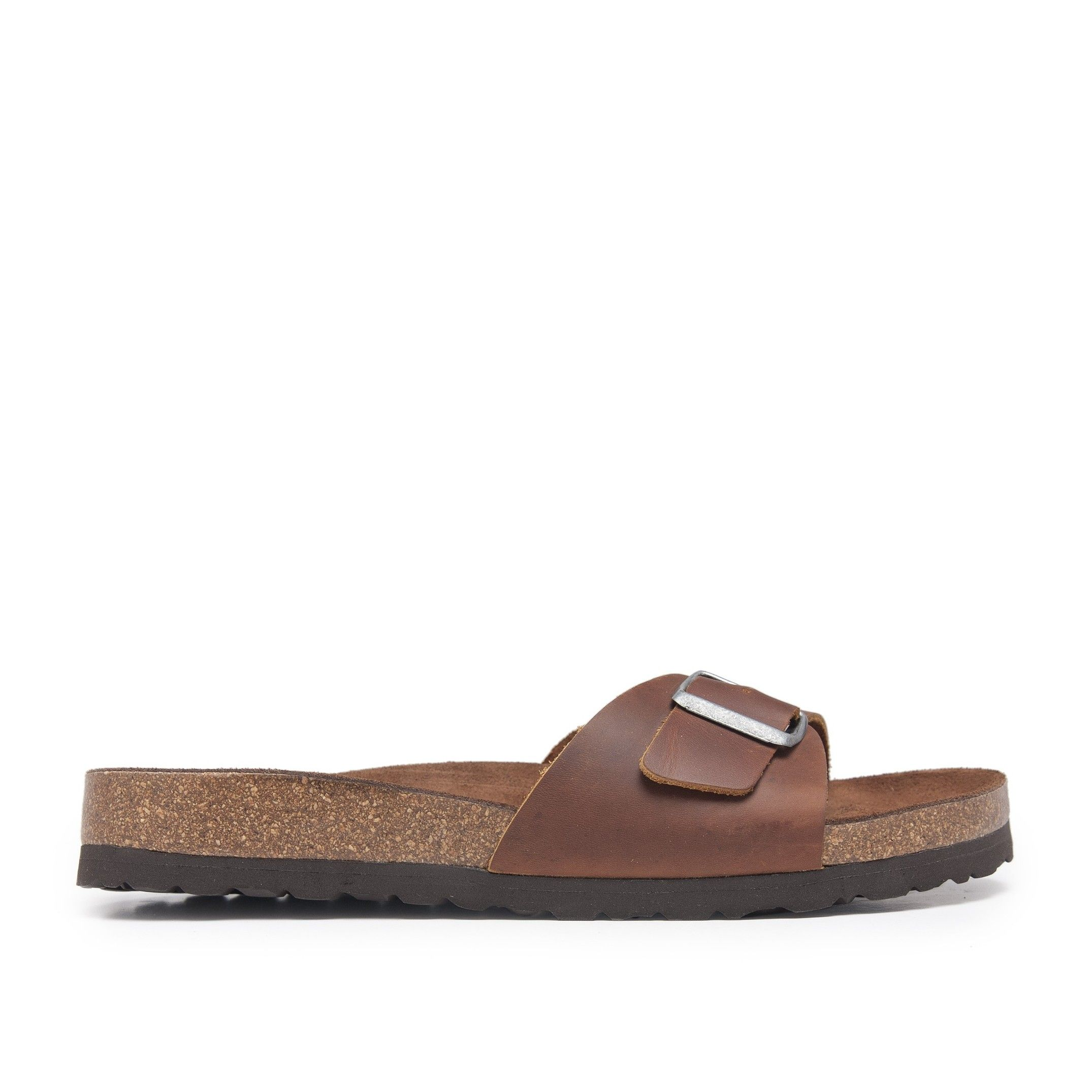 Bio Sandals for Men Summer Brown Shoes Castellanisimos
