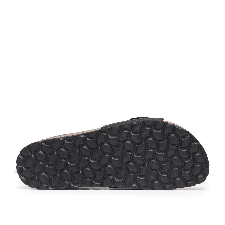 Bio Sandals for Men Summer Black Shoes Castellanisimos