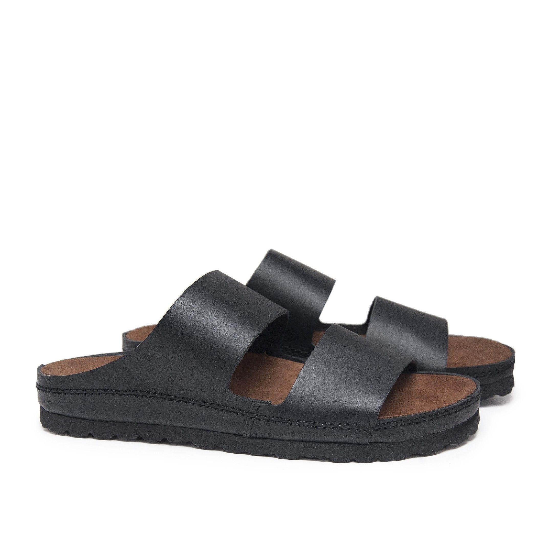 Bio Sandals Men's Summer Black Shoes
