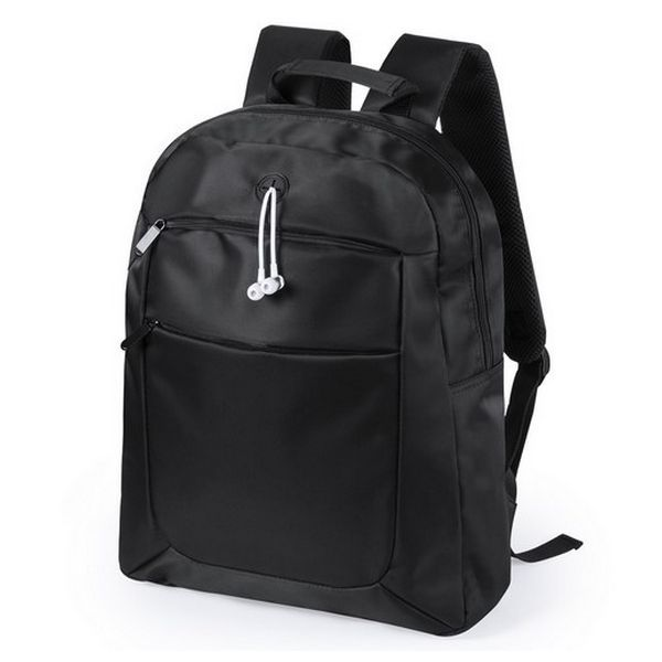 """Rucksack for Laptop with Headphone Output (15"""") 145583"""