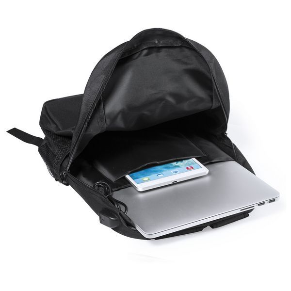"""Rucksack for Laptop with Headphone Output (15"""") 145590"""