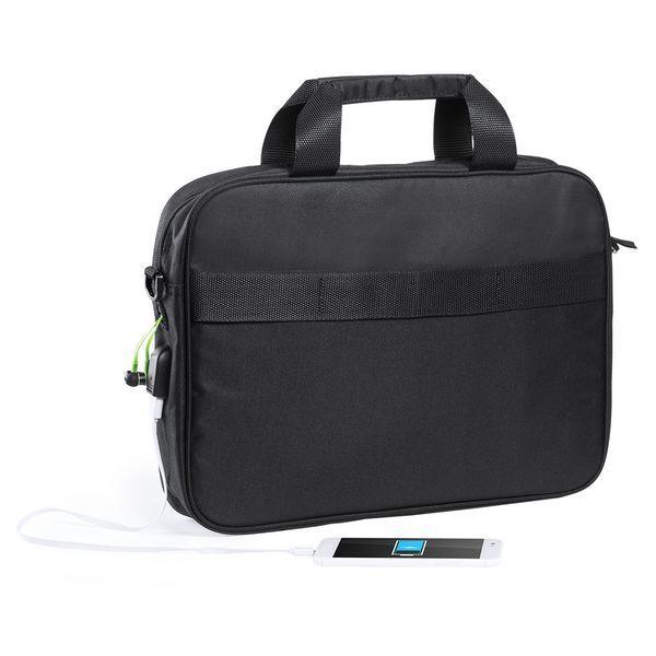 "Laptop Bag with Headphone Output (15"") 145591"