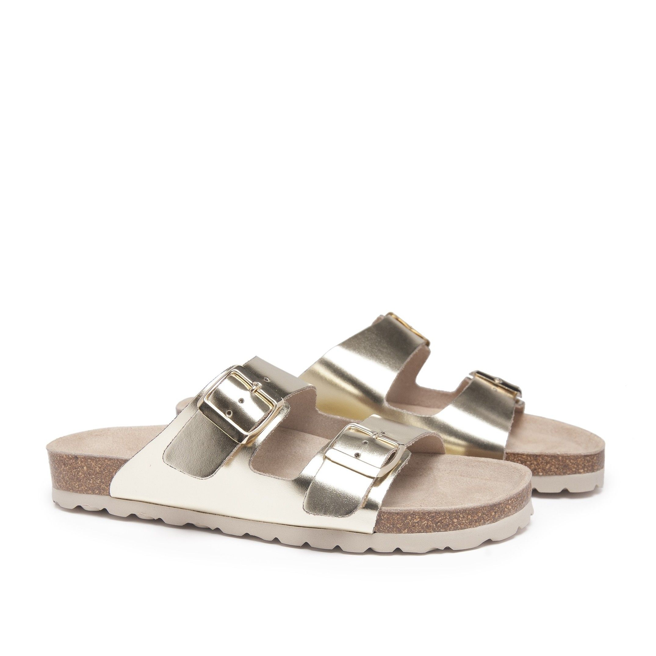 Bio Sandals for Women Platine Shoes Maria Barcelo
