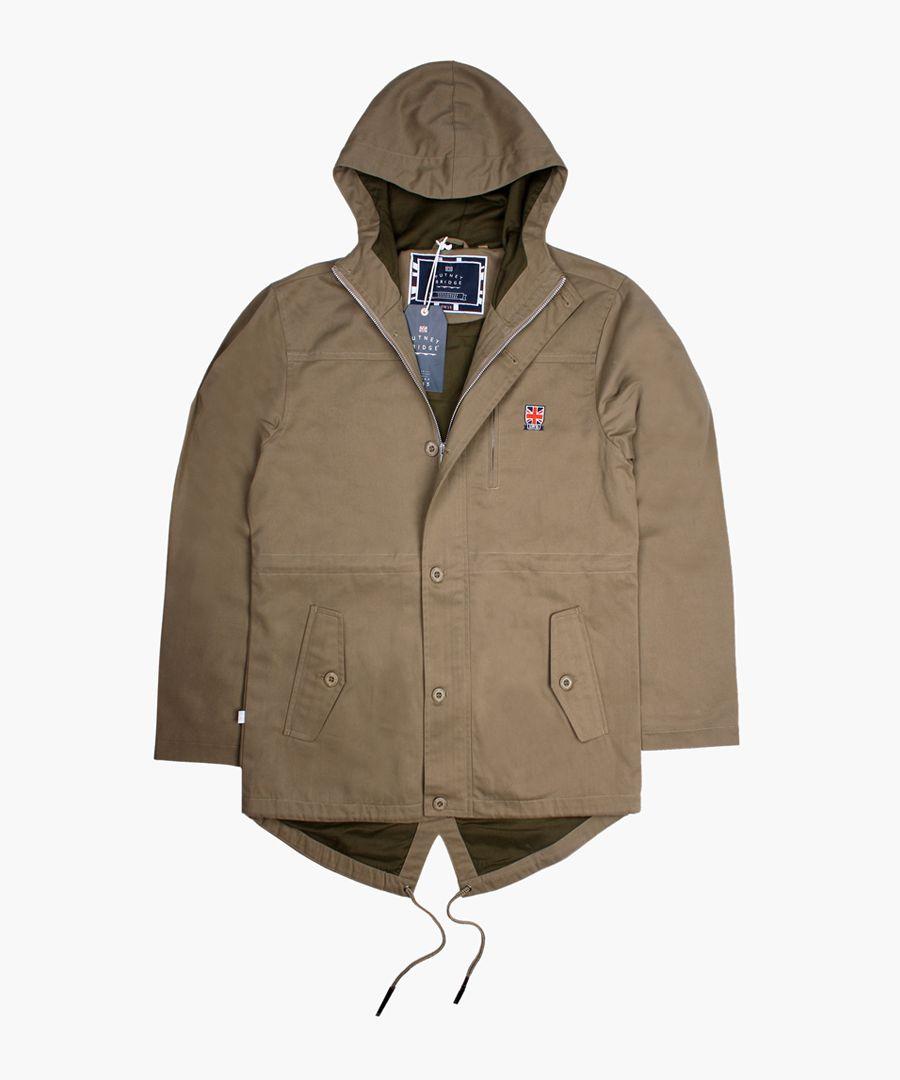 Berwick Parker khaki jacket