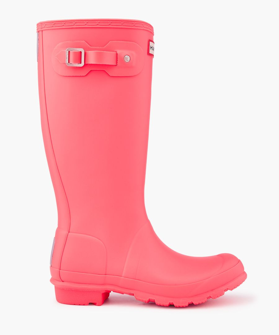 Kids Original hyper pink Wellington boots