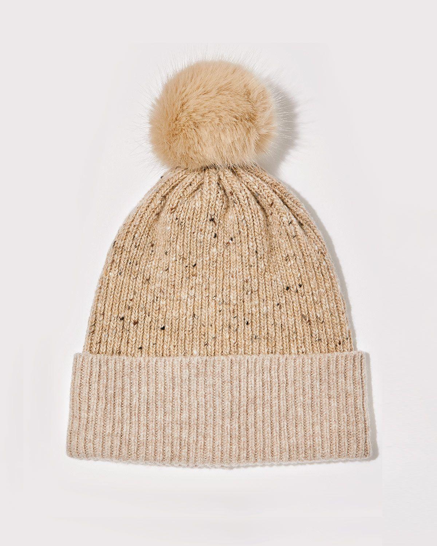 Donegal Block Pom Hat