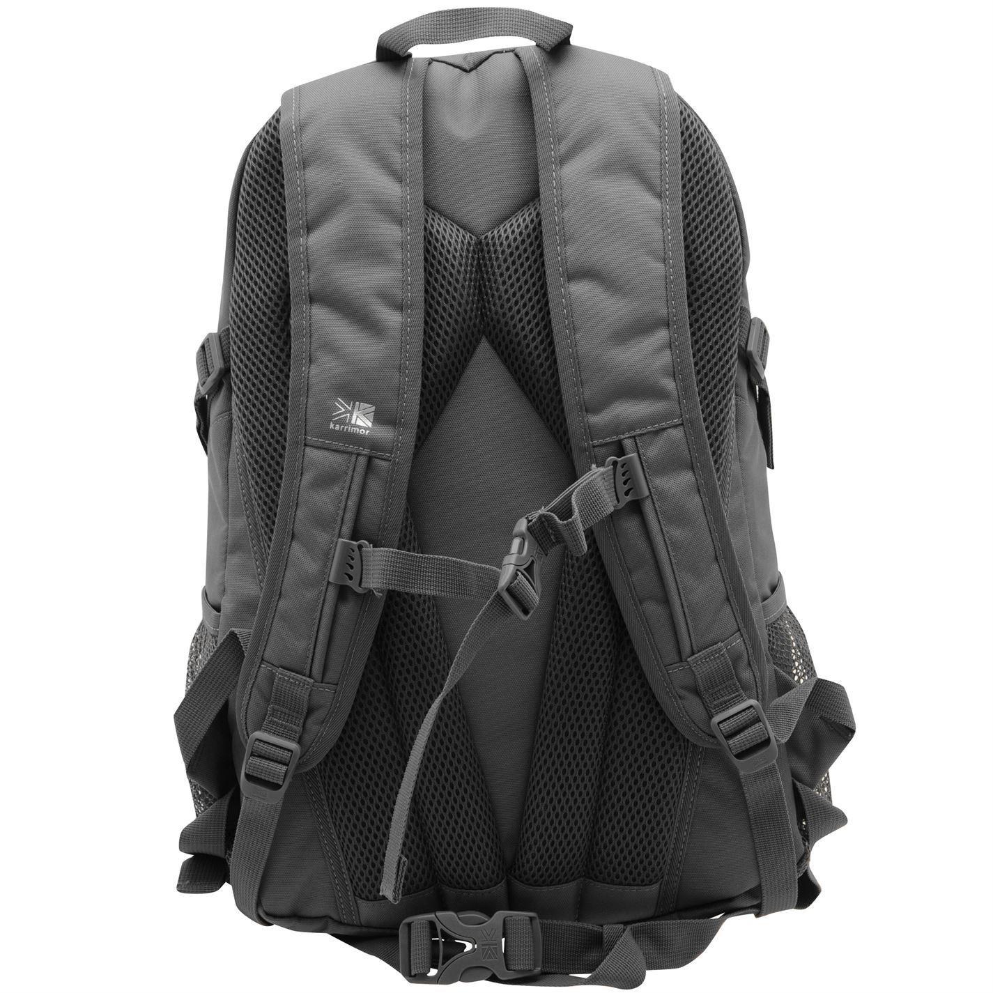 Karrimor Urban 30L Hiking Rucksack Backpack Bag Drawstring Reflective