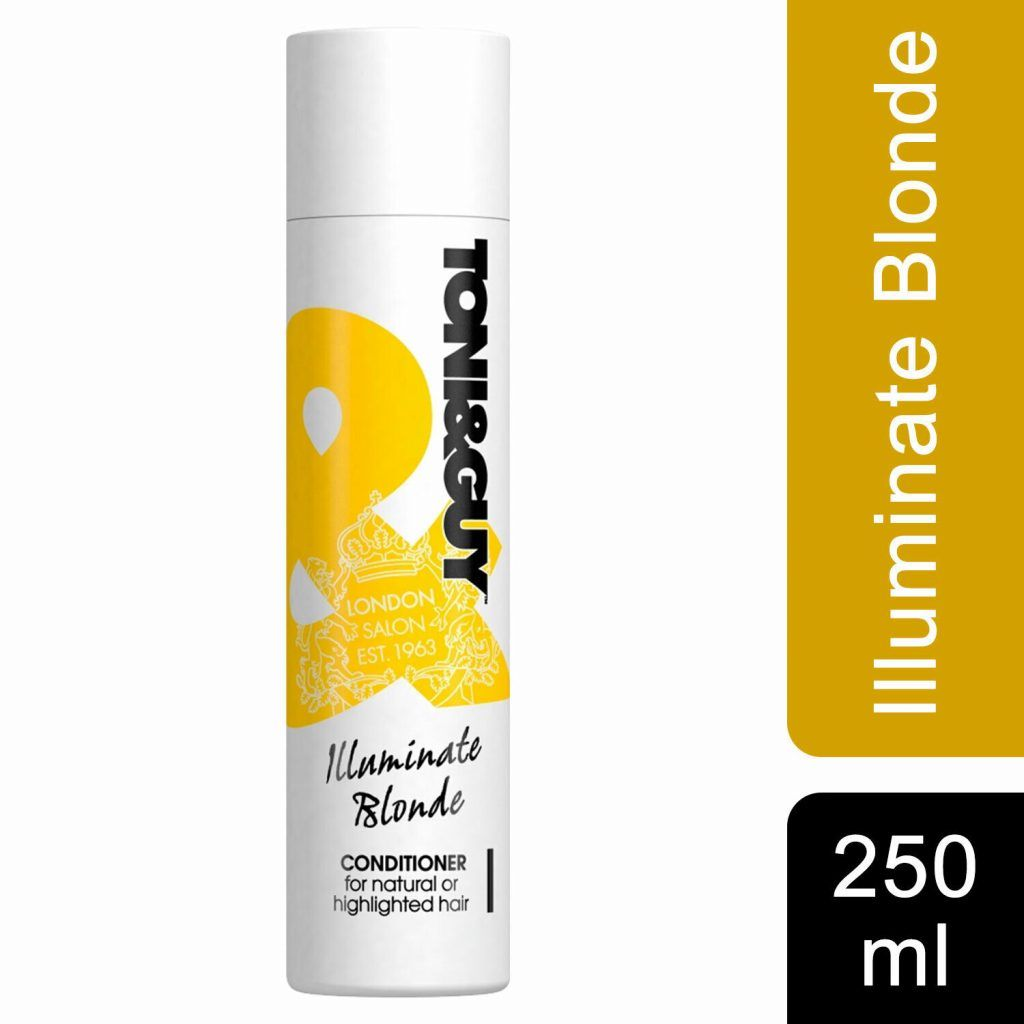Toni & Guy Illuminate Blonde Shampoo & Conditioner 250ml