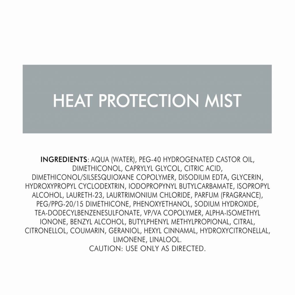 Toni & Guy Heat Protection Mist 150ml