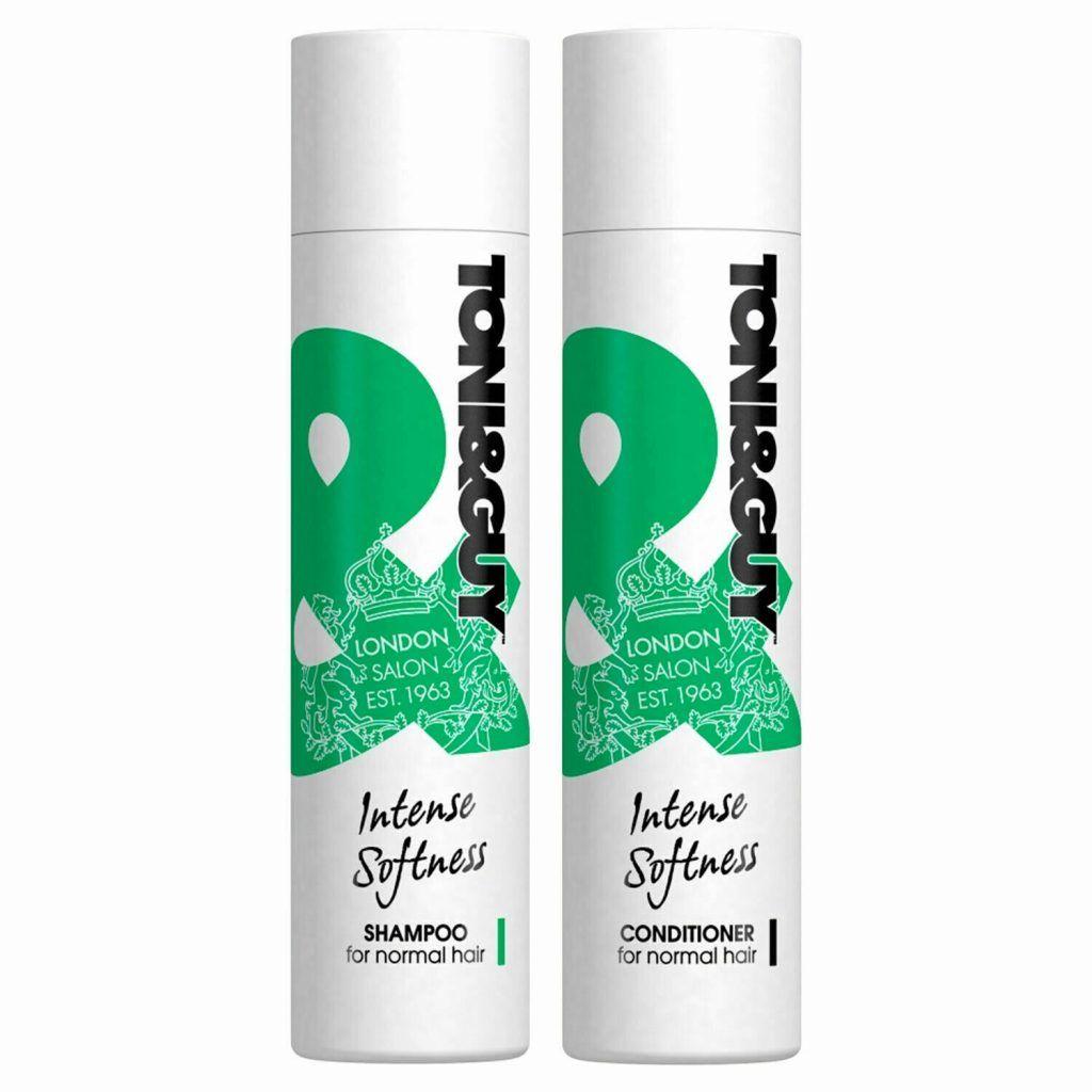 Toni & Guy Intense Softness Shampoo & Conditioner 250ml