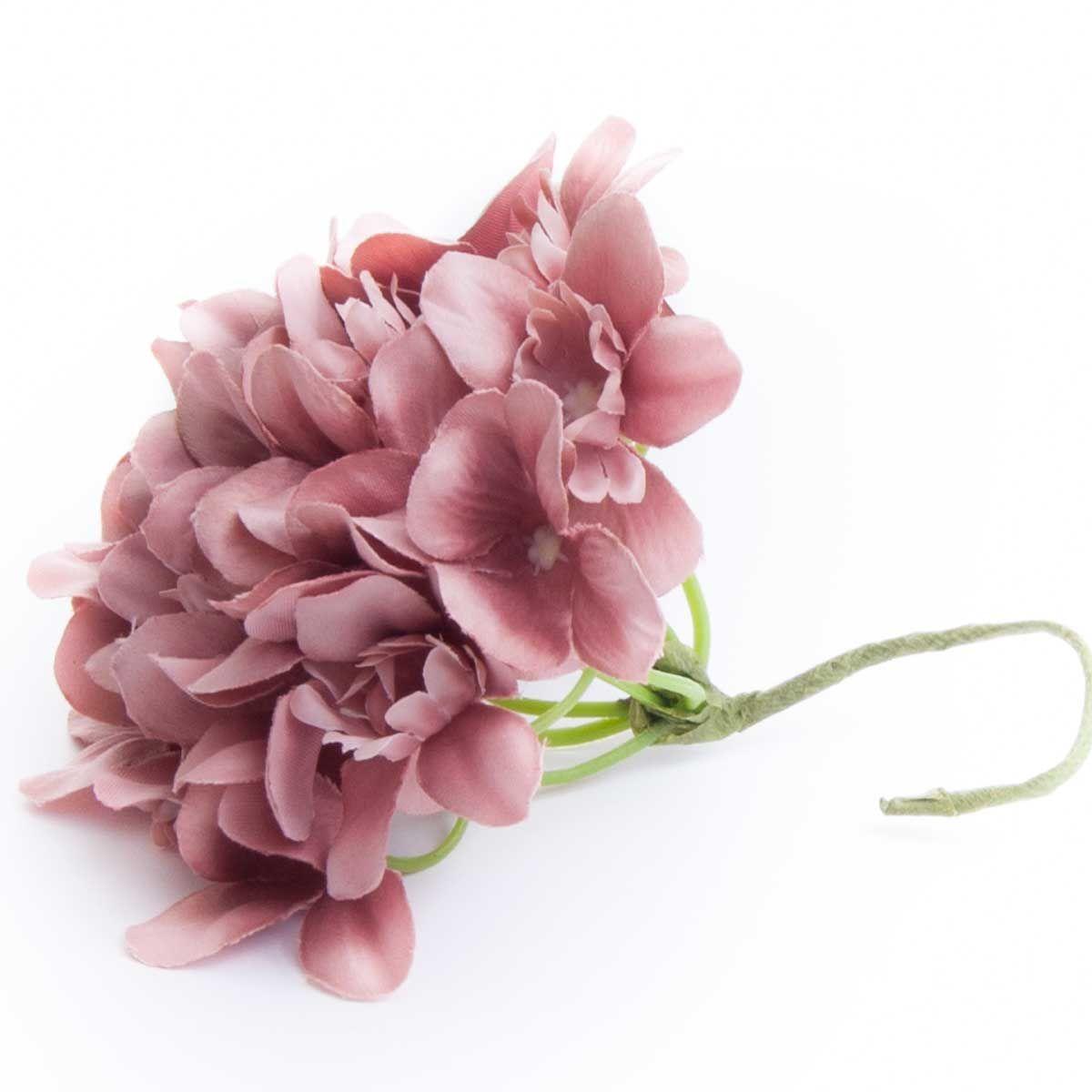 Maria Graor Artisanal Headpiece in Pink